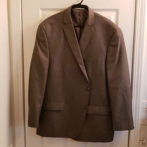 MICHAEL Michael Kors Men's Blazer 48R Gray